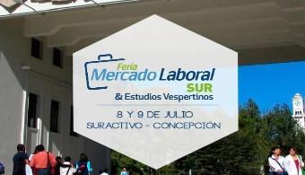 Hoy es la última oportunidad para visitar la Feria de Estudios Vespertinos en Concepción