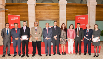 La Universidad Carlos III de Madrid, ganadora de la VII edición de los Premios MECD – Universia a la iniciativa OpenCourseWare