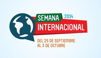 LLega la Semana Internacional 2014 para toda la comunidad universitaria