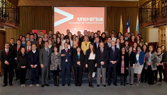 Hoy se realiza VIII Encuentro de Comunicaciones de Universidades Chilenas