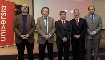 """""""La reforma educacional y sus desafíos"""" fue el tema central del VIII Encuentro de Directores de Comunicaciones de Universidades Chilenas"""