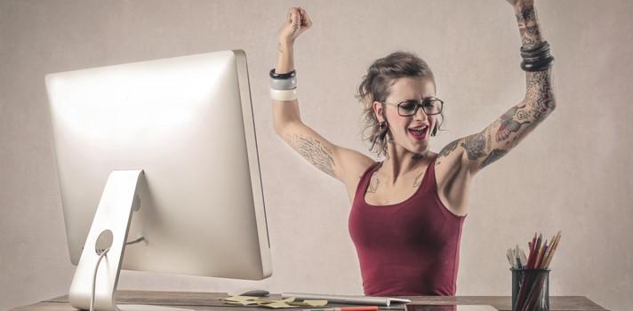 Desde la comodidad de tu casa podés apuntarte a decenas de ofertas de empleo
