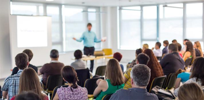No es necesario ser un maestro de la oratoria para hacer una buena presentación