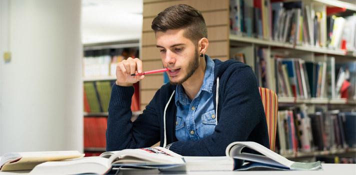 ¿Visitas con frecuencia la biblioteca? Seguro que tú también reconoces a estos 10 tipos de estudiantes
