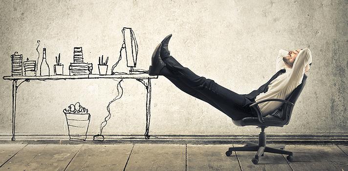 Quedarte sentado sin interactuar con otros profesionales no es el mejor camino para el éxito