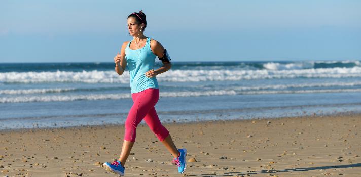 Tan solo 30 minutos de ejercicio bastan para obtener estos beneficios.