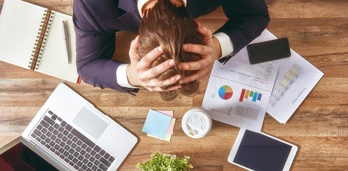 Pasar malos momentos en el trabajo no es necesario