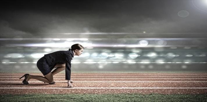 Si trabajas duro puedes alcanzar cualquier meta que te propongas