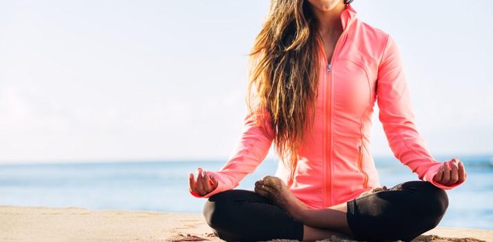 Con solo unos minutos puedes relajarte y dejar a un lado el estrés