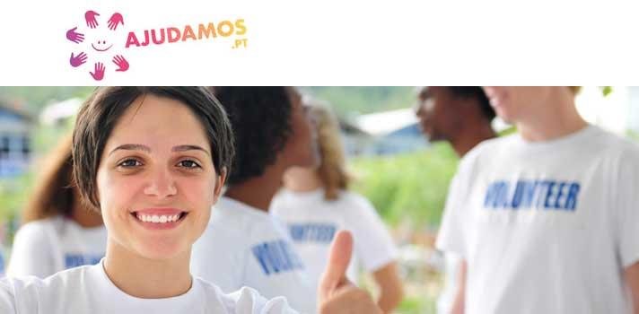 Ajudamos.pt é a nova plataforma da Comunidade de voluntariado social
