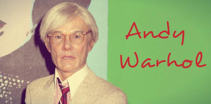 10 Grandes Frases De Andy Warhol Para Aprender Sobre El éxito