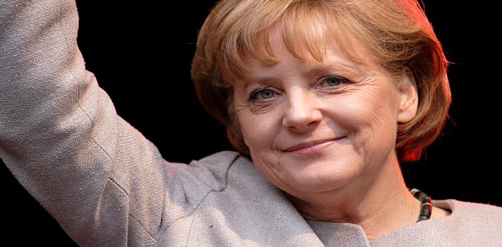 Ángela Merkel lidera el listado por segundo año consecutivo