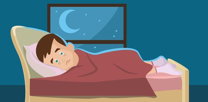 Establece una rutina del sueño
