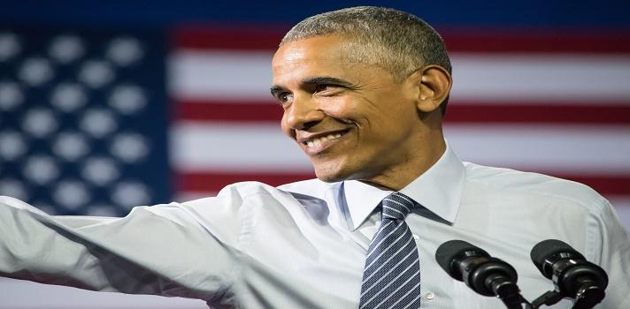 Barack Obama es el presidente número 44 de Estados Unidos