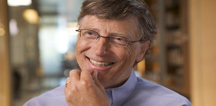 20 frases de Bill Gates para inspirar tu trabajo.