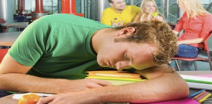 La mala calidad del sueño afecta el rendimiento académico