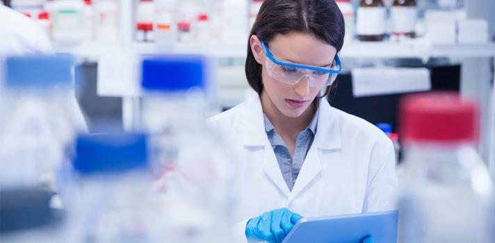 Las carreras vinculadas a la investigación científica ofrecen un escenario ideal para personas introvertidas.