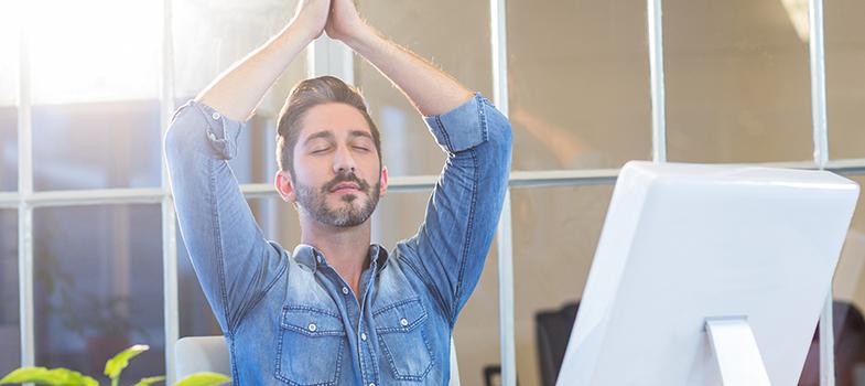 No dejarse vencer por el estrés es el primer paso hacia la salud en el trabajo