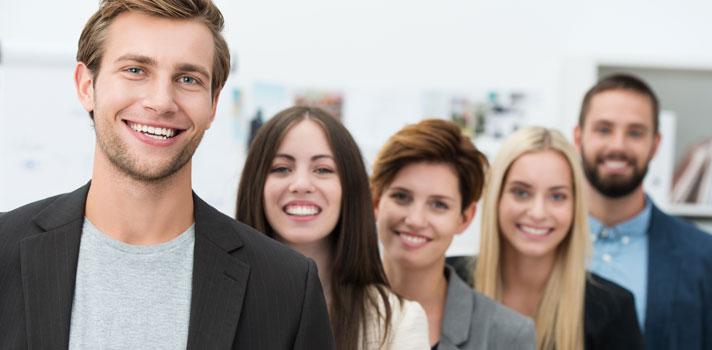 Integrarte al equipo de trabajo es el primer paso para tener éxito