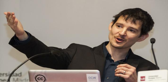 """Universia organiza seminario """"Nuevas arquitecturas del conocimiento en la era digital"""""""
