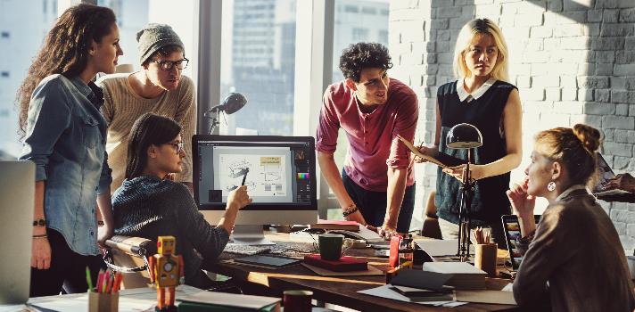 Los millennials son el futuro del trabajo.