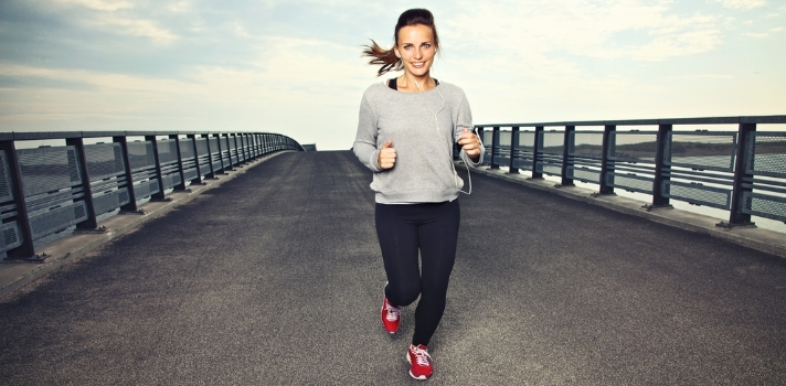 Los españoles no practicamos running de manera saludable