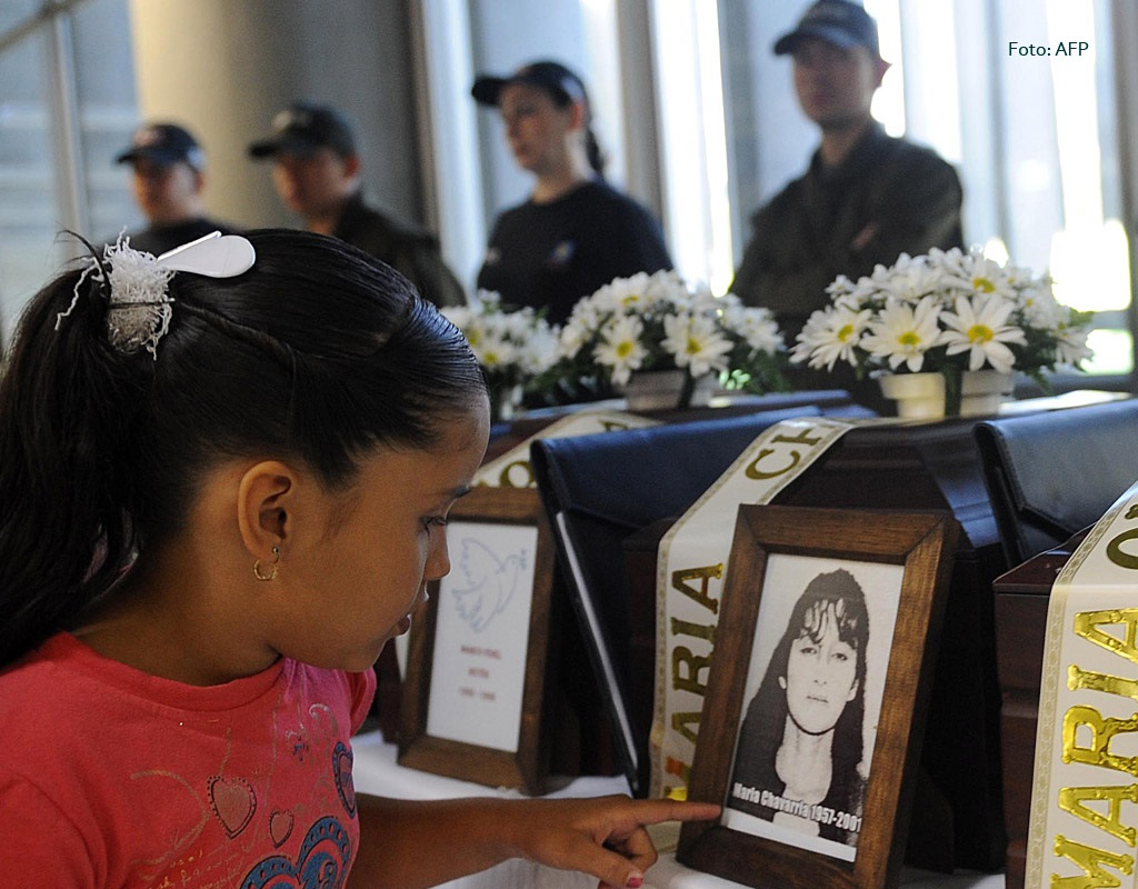 Desaparecidos en Colombia: ¿a quién recurrir?