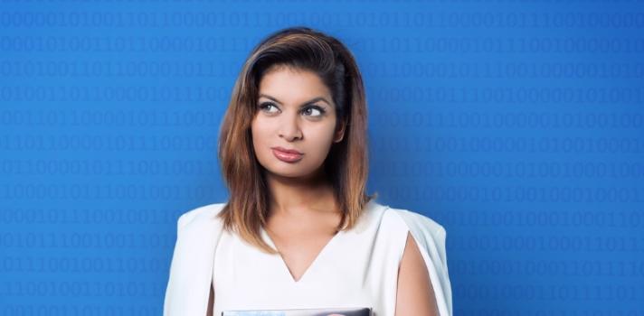 Dona Sarkar, la ingeniera de Microsoft que debes conocer