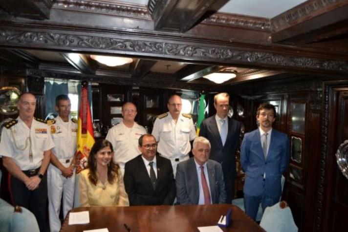 La Cátedra Internacional CEU Elcano conmemora en Río de Janeiro los 500 años de la llegada de la expedición Magallanes Elcano a la bahía de Guanabara