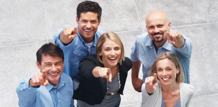 Los buenos emprendedores saben valorar a su equipo y compartir con ellos su pasión y entusiasmo