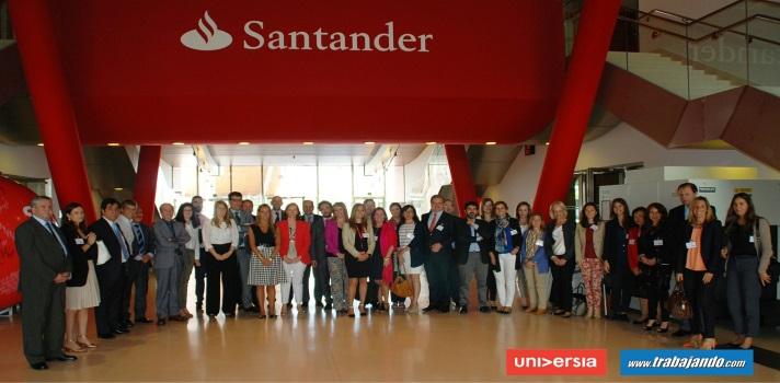 Encuentro entre profesionales de España y Chile.