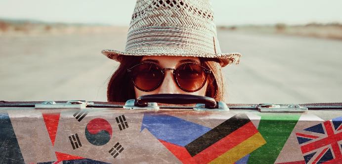 Estudiar en el extranjero.