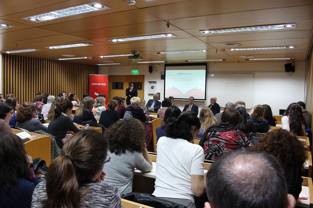 Se realizó el seminario sobre la difusión de contenidos digitales presentado por REDIB