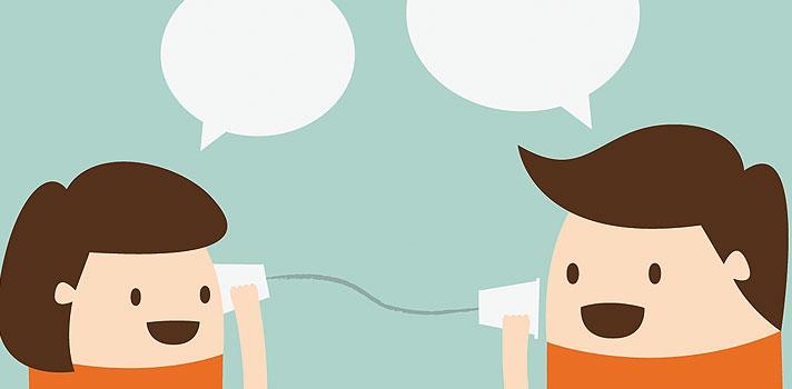 Hablar de otro o hablar con otro, una sutil diferencia