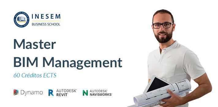 INESEM y Revit realizan un acuerdo para el Master en BIM Management