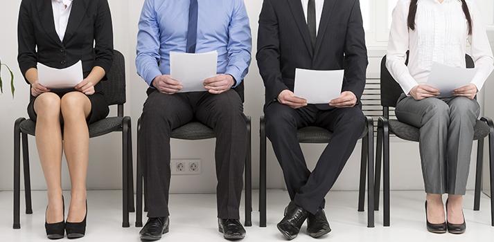 Dress code para una entrevista de trabajo.