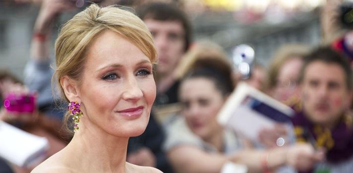 Las 10 mejores frases de J.K. Rowling, la escritora de Harry Potter