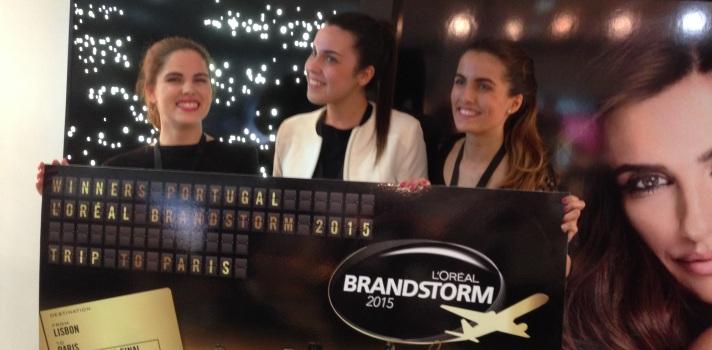 Nova SBE vence L'Oréal BRANDSTORM 2015