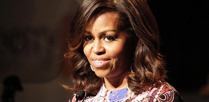 La ex primera dama de EEUU tiene mucho para enseñar a los jóvenes indecisos