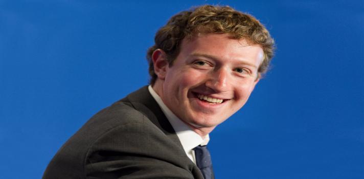 Mark Zuckerberg contrata profesionales para gestionar su Facebook.