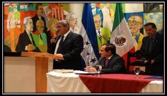 Embajador de México visitó la UPNFM