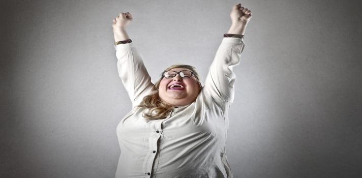 Los trabajadores obesos son más felices con su trabajo que los delgados