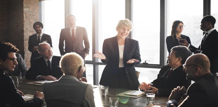 Las mujeres comienzan a hacerse un lugar en el sector ecommerce.