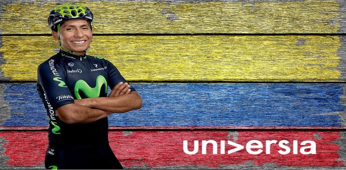 Ciclista profesional desde el año 2009, este colombiano ya cuenta con más de una treintena de victorias internacionales.