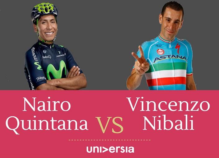 ¿Quién ganará el Giro de Italia 2017?