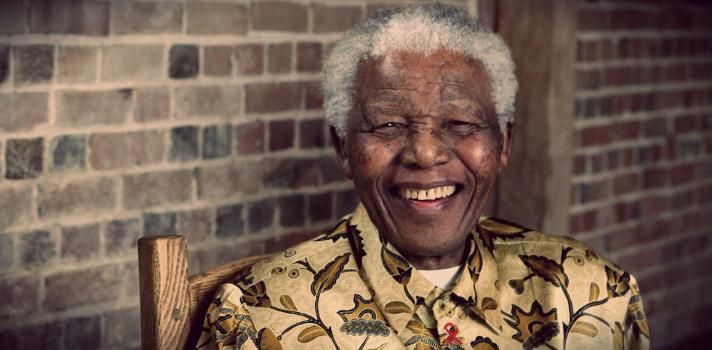 Rinde honor a Mandela dedicando una hora de tu tiempo a ayudar a los demás