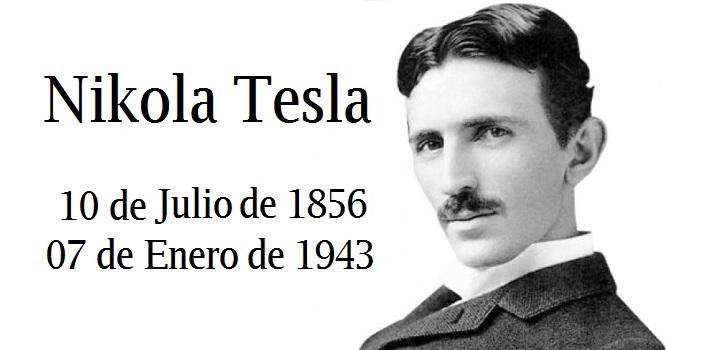 Resultado de imagen para Nikola Tesla