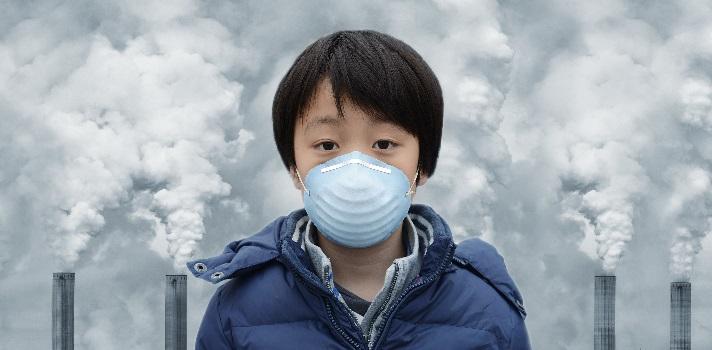 La contaminación mata 1,7 millones de niños al año según la OMS