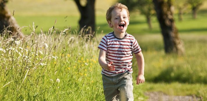 Los niños en contacto con espacios verdes tienen mejor desarrollo cognitivo