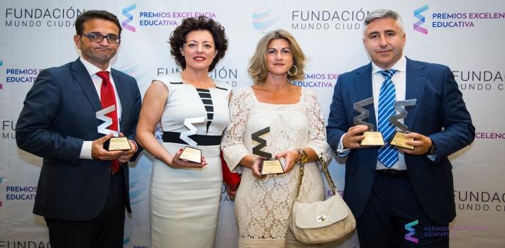 Les Roches Marbella, escuela hotelera más premiada en la I Edición de los Premios Excelencia Educativa.